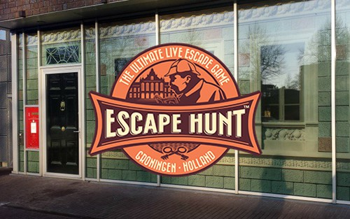 The Escape Hunt Experience Groningen