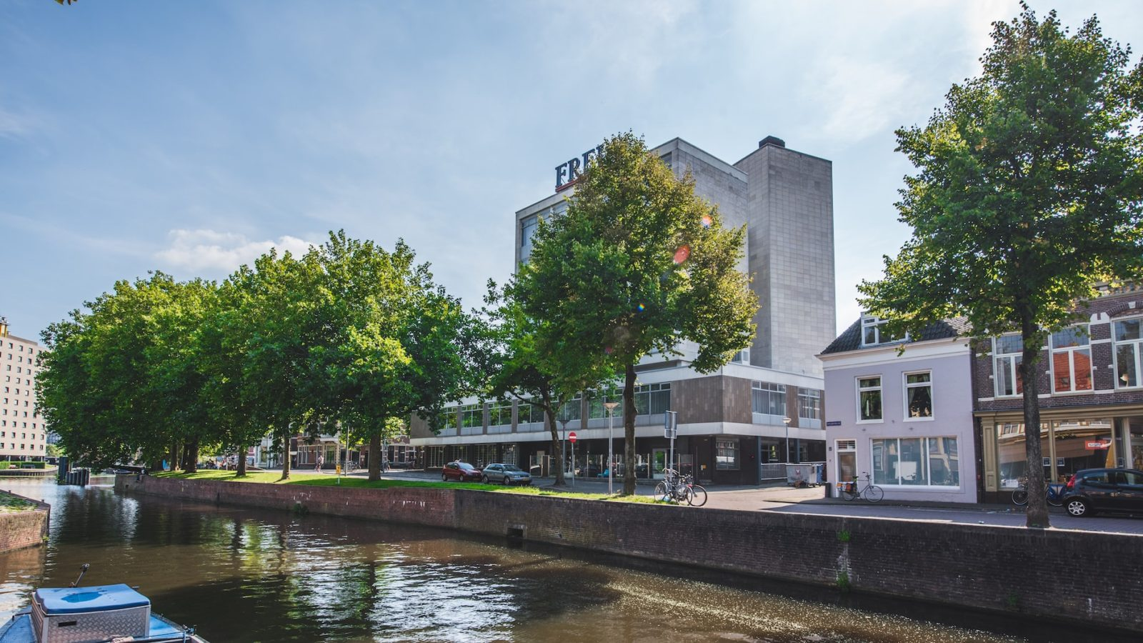 Comfortable Overnight Stay In The City Centre Of Groningen